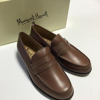 MARGARET HOWELL - 新品●マーガレットハウエル シューズ ブラウン 靴 茶色 日本製 ローファー
