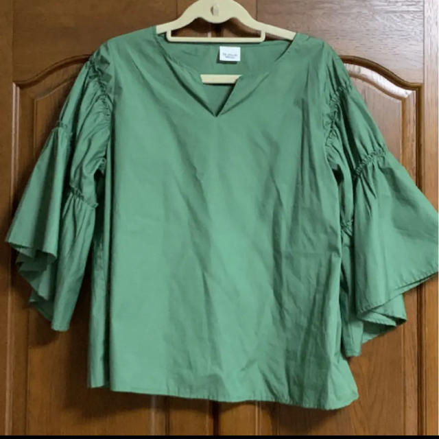 Techichi(テチチ)のブラウス レディースのトップス(シャツ/ブラウス(半袖/袖なし))の商品写真
