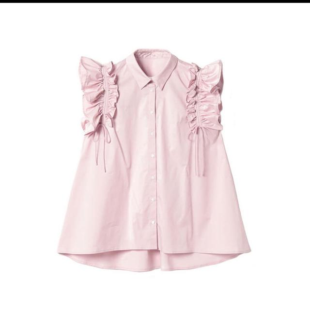 eimy istoire(エイミーイストワール)の【ラベンダー様専用】eimyistoire Charme Denim Dress レディースのワンピース(ロングワンピース/マキシワンピース)の商品写真