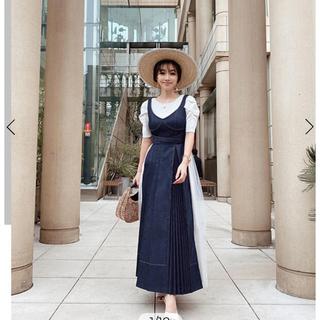 eimy istoire - 【セット割引きあり】eimyistoire Charme Denim Dress