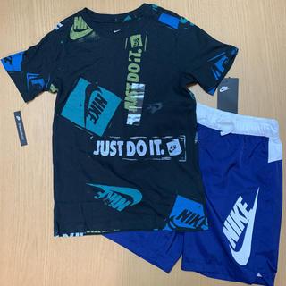 NIKE - 新品未使用!ナイキ Tシャツ ハーフパンツ セット キッズ ジュニア