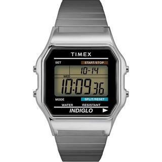 タイメックス(TIMEX)の【新品】タイメックス T78587 クラシック デジタル supreme(腕時計(デジタル))