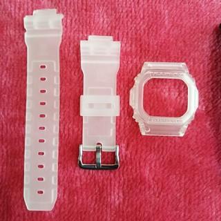 ジーショック(G-SHOCK)の新品未使用 G-SHOCK 5600用 ベゼルとベルト(腕時計(デジタル))