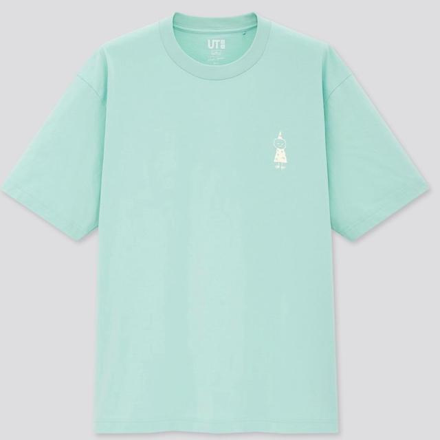 UNIQLO(ユニクロ)の米津 ユニクロ UT 米津玄師 コラボTシャツ レディースのトップス(Tシャツ(半袖/袖なし))の商品写真