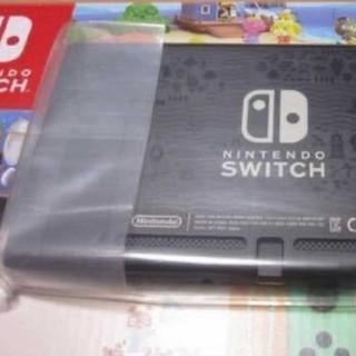 Nintendo Switch - Nintendo switch あつまれどうぶつの森 本体のみ