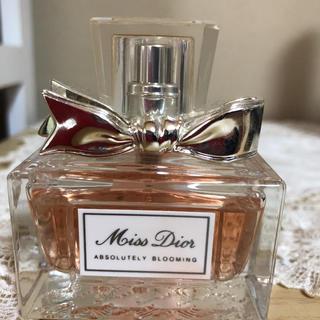 Dior - 美品 ミス ディオール 香水 30ml