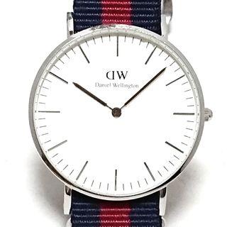 ダニエルウェリントン(Daniel Wellington)のダニエルウェリントン 腕時計 - 0603DW(腕時計)
