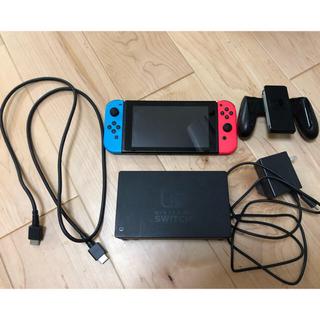 Nintendo Switch - ニンテンドースイッチ本体 ⭐︎美品⭐︎