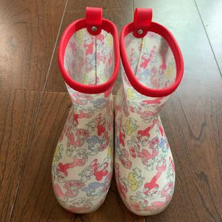 フタフタ(futafuta)のマイメロ レインブーツ 17cm(長靴/レインシューズ)