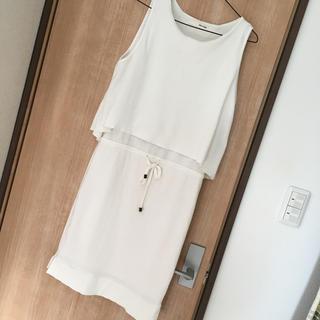 ROYAL PARTY - ホワイトワンピース オシャレ ロイヤルパーティー♡