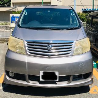 トヨタ - アルファード V6 3.0  車検付