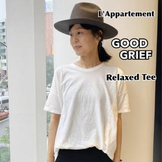 L'Appartement DEUXIEME CLASSE - 【GOOD GRIEF/グッドグリーフ】Relaxed Tee ホワイト