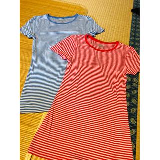 オールドネイビー(Old Navy)のオールドネイビー Tシャツ 2枚セット♡(Tシャツ(半袖/袖なし))