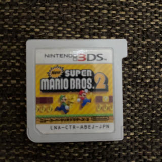 ニンテンドー3DS - NEWスーパーマリオブラザーズ2 3DS