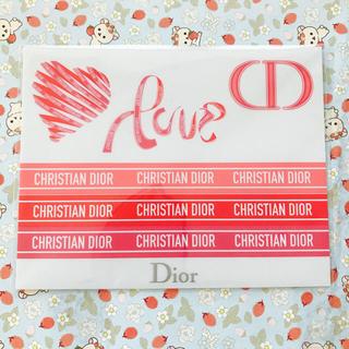 ディオール(Dior)のDior ディオール ステッカー 封筒4枚(その他)