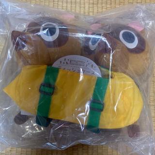 BANDAI - どうぶつの森 一番くじ A賞 まめきちつぶきち ティッシュケース