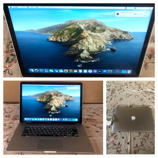 Apple - 美品 MacBookPro 15 2014 Core i7 16GB 512GB