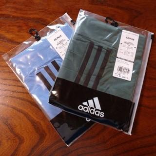 adidas - 新品! adidas ボクサーパンツ L   2枚セット