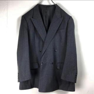 バレンシアガ(Balenciaga)のBALENCIAGA double breasted jacket テーラード(テーラードジャケット)