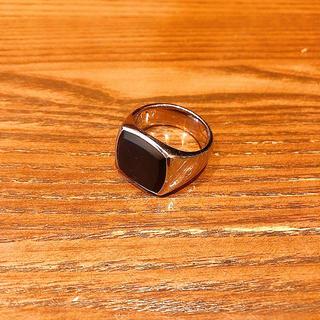 エディション(Edition)のtomwood トムウッド onyx 18号(リング(指輪))