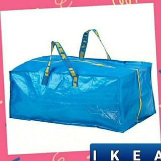 IKEA - 新品イケア大容量♪人気♪新品⭐IKEA キャリーバッグ トロリー♪持ち運びに便利