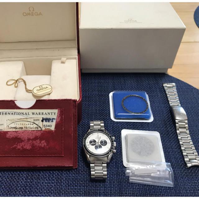 OMEGA(オメガ)のオメガ スピードマスター プロフェッショナル 三越 パンダ 白黒文字盤 メンズの時計(腕時計(アナログ))の商品写真