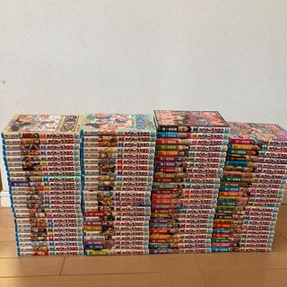 ワンピース 漫画 1〜96巻 全巻セット 新品購入 送料込み ONE PIECE