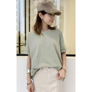 L'Appartement DEUXIEME CLASSE - アパルトモン GOOD GRIEF Relaxed Tee