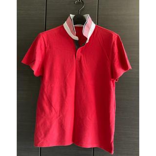 ベルメゾン(ベルメゾン)のポロシャツ⭐️メンズ⭐️赤⭐️L⭐️ベルメゾン(ポロシャツ)