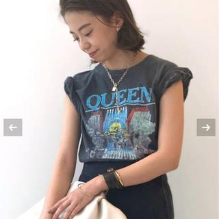 DEUXIEME CLASSE - 新品未使用 グッドロックスピード QUEEN Tシャツ