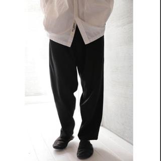 Yohji Yamamoto - 【試着のみ 未使用】16-17SS ヨウジオム カツラギ 紐パンツ yohji