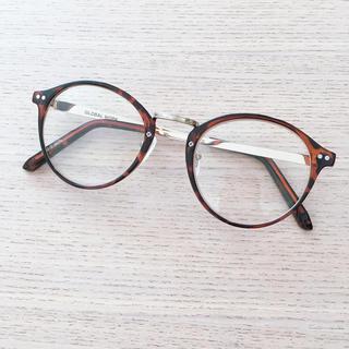 GLOBAL WORK - 美品 グローバルワーク 眼鏡