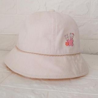 familiar - 未使用 ファミリア リアちゃん刺繍ハット 55cm