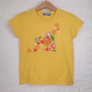 familiar - ファミリア リアちゃん&フルーツプリントTシャツ 120