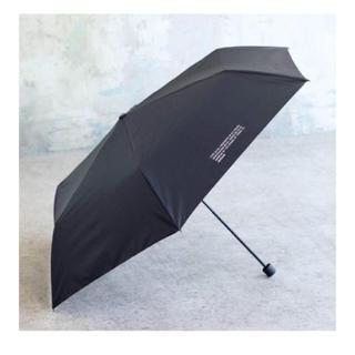 ズッカ(ZUCCa)の大人のおしゃれ手帖 【付録】 ズッカ 「晴雨兼用一級遮光傘」(傘)