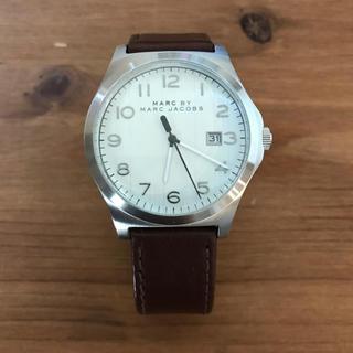 マークバイマークジェイコブス(MARC BY MARC JACOBS)のライトニング様専用 MARC BY MARC JACOBS 腕時計 メンズ(腕時計(アナログ))