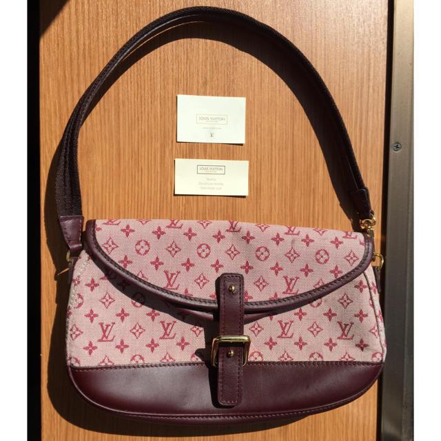 LOUIS VUITTON(ルイヴィトン)のルイヴィトン モノグラム ミニ マルジョリー セミショルダーバッグ レディースのバッグ(ショルダーバッグ)の商品写真