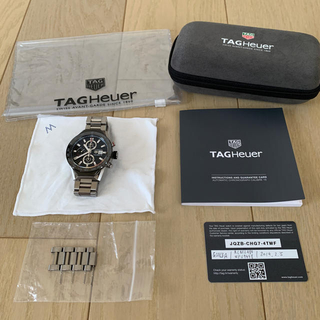 TAG Heuer - タグホイヤー  コネクテッドモジュラー45 カレラ キャリバー16