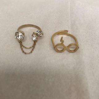アネモネ(Ane Mone)のリング&ヘアピン(リング(指輪))