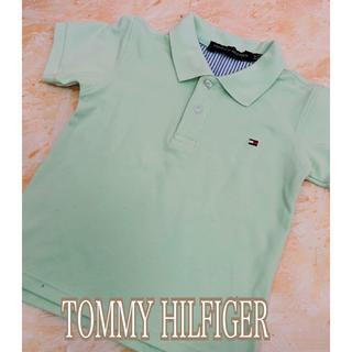 トミーヒルフィガー(TOMMY HILFIGER)のTOMMY  HILFIGERポロシャツ(最安値)(Tシャツ/カットソー)