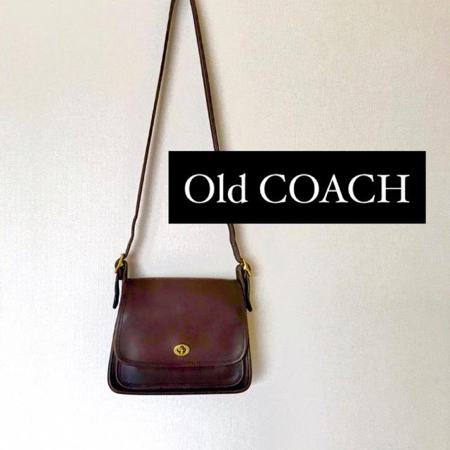 COACH(コーチ)のオールドコーチ old coach ショルダーバッグ レディースのバッグ(ショルダーバッグ)の商品写真