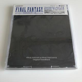 スクウェアエニックス(SQUARE ENIX)の初回限定盤 2CD ファイナルファンタジーI・II オリジナルサウンドトラック(ゲーム音楽)