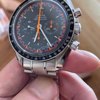 オメガ(OMEGA)のスピードマスタープロフェッショナル マークII 35周年記念 3570-40(腕時計(アナログ))