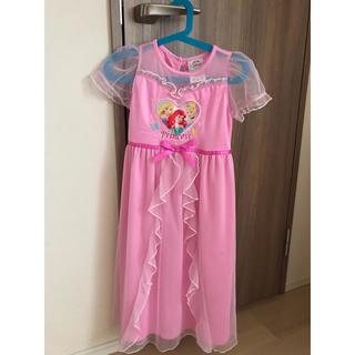 Disney - プリンセスドレス ピンク