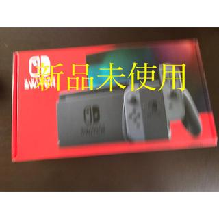 Nintendo Switch - 新型ニンテンドースイッチ 任天堂 switch 新品未使用 グレー