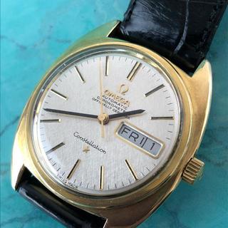 オメガ(OMEGA)の❤決算セール❤ オメガ アナログ時計 腕時計 レザーベルト コンステレーション(腕時計(アナログ))