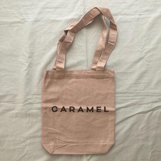 キャラメルベビー&チャイルド(Caramel baby&child )のcaramel ノベルティートート 小サイズ【未使用】(トートバッグ)
