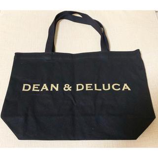 DEAN & DELUCA - DEAN&DELUCA トートバッグ Lサイズ 限定ゴールドラメ