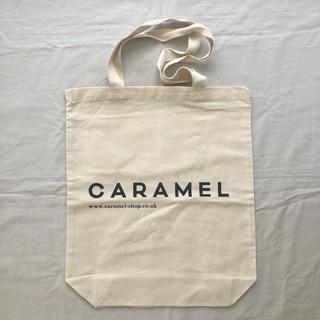 キャラメルベビー&チャイルド(Caramel baby&child )のcaramel ノベルティートート【未使用】(トートバッグ)