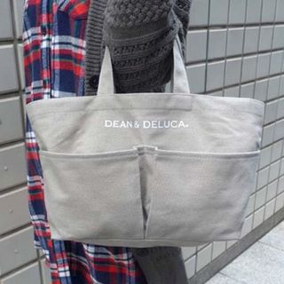 DEAN & DELUCA - ☆DEAN & DELUCA☆ディーン&デルーカ☆ベジバッグ☆